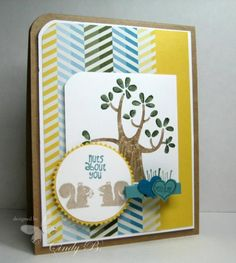 Nuts About You & ME by cindybstampin - Cards and Paper Crafts at Splitcoaststampers