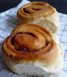 South African Chelsea Buns