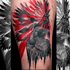 trash polka tattoo - Google Search