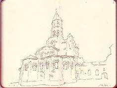 Jérémy Soheylian - La basilique Saint-Julien