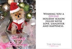RHOBH giggy christmas card