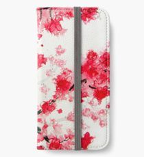 Cherry Blossoms iPhone Wallet/Case/Skin