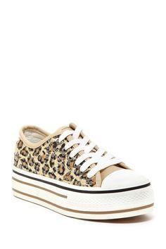 Benna Platform Sneaker