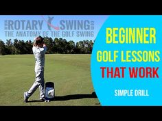 #Daily #Golf #Lesson with @FaydeEurope - #Beginner Golf Lessons That #Work By #Rotary #Swing