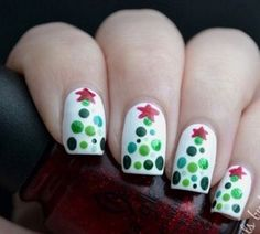 More holiday ideas to get you in the spirit!  Share AND Like any of our posts this month (yes, you must do both) to be entered to win a FREE free pair of Diva Eyelash Extensions! Drawing 1/1/15! #manicure #pedicure #nailsalon #asheville #holiday #christmas