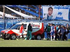 Jogador argentino Emanuel Ortega morre após choque com muro