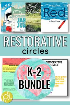 Restorative Circles in Elementary - get started with these classroom visuals and 20 lesson ideas based on favorite read aloud books. Eyfs Classroom, Classroom Decor, Classroom Behavior, Restorative Circles, Whole Body Listening, The Kissing Hand, Reading Task Cards, Restorative Justice, Read Aloud Books