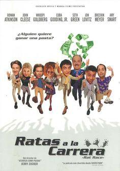 """Ratas a la carrera (2001) """"Rat Race"""" de Jerry Zucker - tt0250687"""
