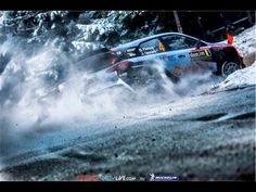 Rallye de Suède 2016 : Vidéo en caméra embarquée avec Jari-Matti Latvala   meltyXtrem