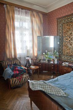 Квартира Марии Гаренских. Фото: Алексей Народицкий