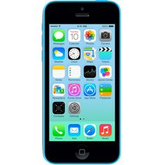 Apple iPhone Certified Pre-Owned (Gsm Unlocked) Smartphone - White. Apple iPhone Certified Pre-Owned (Gsm Unlocked) Smartphone - White Iphone 5c Azul, Iphone 5c Bleu, Iphone 6plus, Unlock Iphone, Used Iphone, Iphone Glitch, Apple Iphone, App Store, Shopping