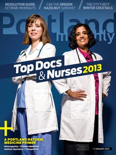 January 2013: Top Doctors & Nurses