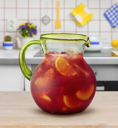 Soak up the last rays of summer sun while sipping on this Refreshing Red Sangria, made with Barefoot Refresh Summer Red Spritzer. Bonus: it tastes just as good in fall and winter! Red Sangria Recipes, Punch Recipes, Alcohol Recipes, Cocktail Recipes, Wine Recipes, Cooking Recipes, Sangria Drink, Wine Drinks, Cocktail Drinks