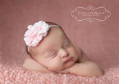 Baby headband  flower headband  infant headband  by IzzysAttic, $10.99