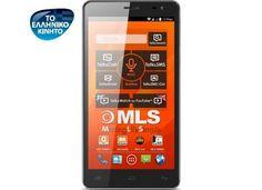 Smartphone MLS iQTalk Onyx Dual Sim 16GB Λευκό - http://tech.bybrand.gr/smartphone-mls-iqtalk-onyx-dual-sim-16gb-%ce%bb%ce%b5%cf%85%ce%ba%cf%8c/