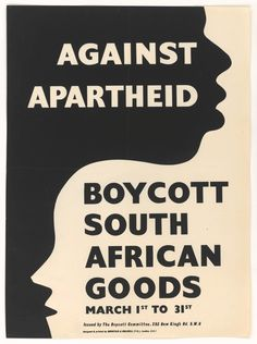 The Anti-Apartheid Movement has launched a website which documents its campaign against the apartheid regime in South Africa.