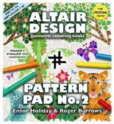 Altair Design Pattern Pad: Bk. 2: Amazon.co.uk: Ensor Holiday, Roger Burrows: Books
