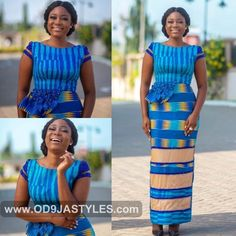 Get inspired with these ankara latest fashion styles .Today, we have gathered few trends of unique and inspiring ankara latest fashion styles to get idea f. Ankara Long Gown Styles, Trendy Ankara Styles, Kente Styles, African Wedding Attire, African Attire, African Wear, Latest African Fashion Dresses, African Print Fashion, Latest Fashion