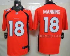 http://www.yjersey.com/nike-denver-broncos-18-manning-orange-limited-jerseys-discount.html #NIKE DENVER BRONCOS 18 MANNING ORANGE LIMITED JERSEYS #DISCOUNTOnly$36.00  Free Shipping!