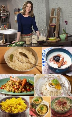 Cozinha Prática: tem arroz soltinho na panela!