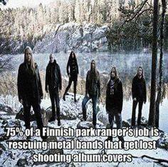 The Job Of A Park Ranger