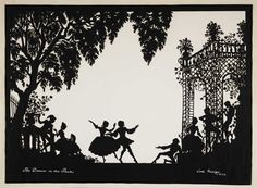 lotte reiniger paper cut - Google Search