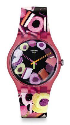 Los relojes más dulces de Swatch: http://www.estiloymoda.com/articulos/swatch-pastry-chefs.php