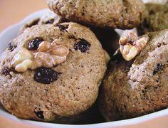 Diós-mogyis csók Vitamins, Muffin, Cookies, Chocolate, Breakfast, Food, Crack Crackers, Morning Coffee, Biscuits