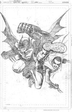 Patrick Gleason sketch!