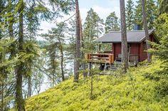 Tutustu myytävään kohteeseen: Omakotitalo - Medvastintie 72, Långvik Kirkkonummi. Löydä uusi kotisi jo tänään!
