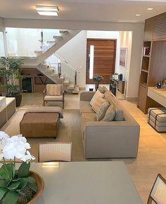 Home Interior Design, Stairs Design, Decor Design, Luxury Homes, Interior Architecture, Home, Home Design Decor, Outdoor Kitchen Decor, Home Stairs Design