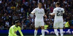 Cuplikan Gol Real Madrid 4-0 Eibar (Liga Spanyol)