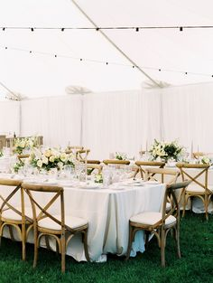 classic ivory tables