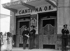 cantina pueblo (México)