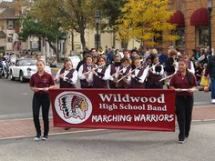 Wildwood High School Marching Band#Repin By:Pinterest++ for iPad#