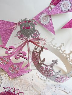 Glitter Princess Party