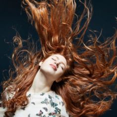 How Long to Wait to Wash Hair after Coloring . 30 Best Of How Long to Wait to Wash Hair after Coloring . How to Grow Out Your Natural Hair Color Hair A, Red Hair, Your Hair, Fly Away Hair, Ginger Models, Hair In The Wind, Natural Redhead, Natural Hair Styles, Long Hair Styles