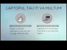 Curatare Laptop de praf si inlocuire pasta termoconductoare - Goldnet Service   http://www.calculator-service.ro/curatare-laptop/