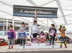 日本ランニングバイク連盟主催 第3回ハピママランニングバイクカップ