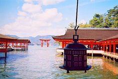 Itsukushima shrine  World heritage of Japan