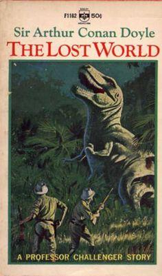 CLASICO DE CLASICOS - EL MUNDO PERDIDO de Sir Arthur Conan Doyle. Comment by Torby.
