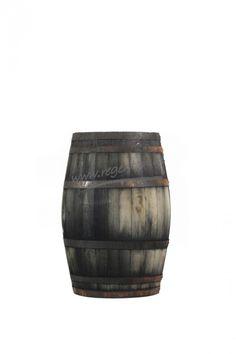 Wijnvat 200 liter oud gemaakt - Webshop - Regenton.nl