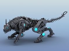 robot animal - Google Search