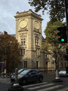 Saint-Jacques Tower, Paris