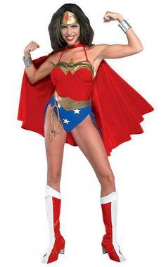 Rubies Wonder Woman Costume.