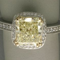 diamonds are a girl's best friend!  Liljenquist & Beckstead 703.749.1200