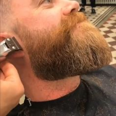 Best Beard Care, Beard Growth Products and Beard Grooming Kits Great Beards, Awesome Beards, Beard Styles For Men, Hair And Beard Styles, Trimmed Beard Styles, Beard Cuts, Man Beard, Beard Head, Round Face Men