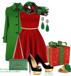 """""""Merry Christmas to all!"""" by michelleruth ❤ liked on Polyvore"""