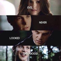 Katherine, Kai, Kol and Klaus | The Vampire Diaries