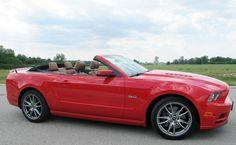 2013 Mustang GT Convertible a modern-day muscle car